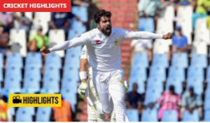 Pakistan Vs South Africa 1st Test Day 4 Highlights January 29, 2021