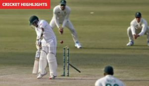 Pakistan Vs South Africa 1st Test Day 2 Highlights January 27, 2021