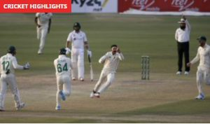 Pakistan Vs South Africa 1st Test Day 1 Highlights January 26, 2021