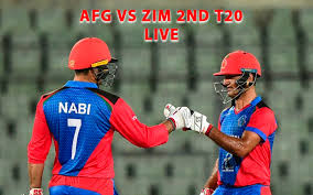 Zimbabwe vs Afghanistan 2nd T20I Highlights – March 19, 2021