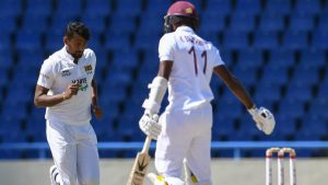 Sri Lanka vs West Indies 1st Test Day 2 Highlights – March 21, 2021