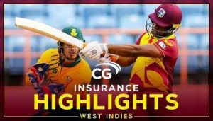 West Indies Vs South Africa 3rd T20 Highlights – June 29, 2021