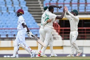 South Africa vs West Indies 2nd Test Day 1 Highlights – June 18, 2021